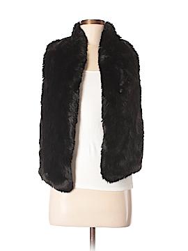 Tart Collections Faux Fur Vest Size XS