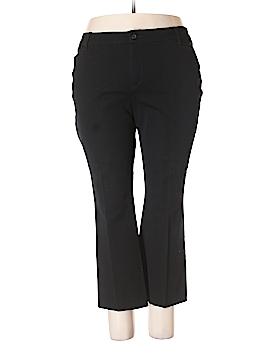 St. John's Bay Khakis Size 20 (Plus)