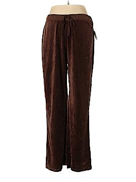 I ACTIVE Velour Pants Size 2X (Plus)