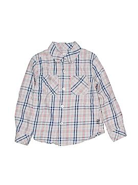 Splendid Long Sleeve Button-Down Shirt Size 4T