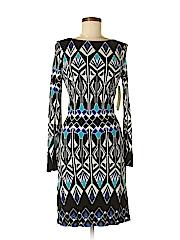 Nicole Miller Women Casual Dress Size P