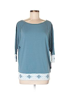 Pendleton 3/4 Sleeve Top Size S