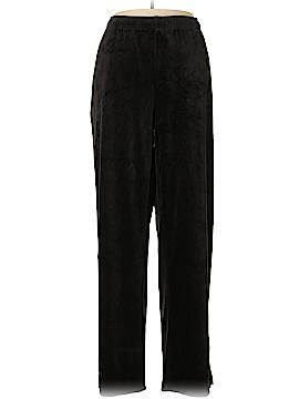 Fila Velour Pants Size 3X (Plus)