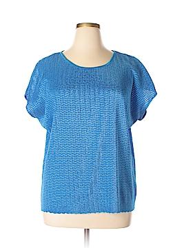 Element Short Sleeve Blouse Size 2X (Plus)