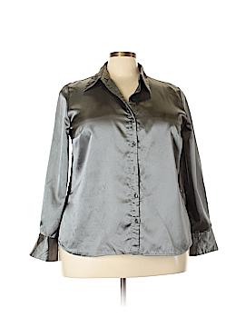 Venezia Long Sleeve Blouse Size 18/20Plus (Plus)