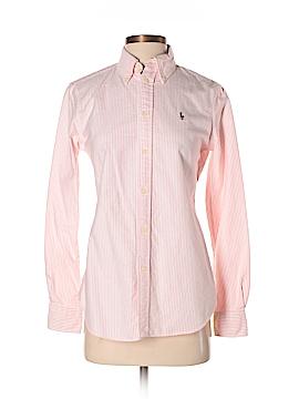 Polo by Ralph Lauren Long Sleeve Button-Down Shirt Size S