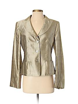 Armani Collezioni Silk Blazer Size 8