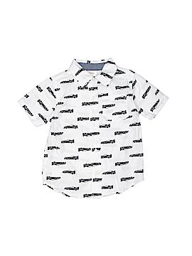 Gymboree Outlet Short Sleeve Button-Down Shirt Size 2T