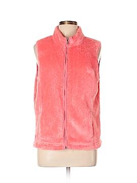Croft & Barrow Faux Fur Vest Size XL