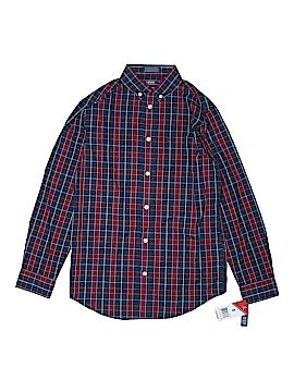 IZOD Long Sleeve Button-Down Shirt Size 18 - 20