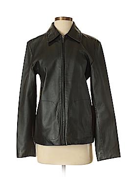 Genuine Sonoma Jean Company Leather Jacket Size S