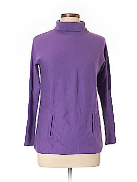 Garnet Hill Turtleneck Sweater Size XL