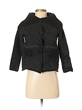 Louis Feraud Wool Coat Size 42 (EU)