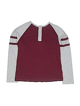 Dex Long Sleeve Henley Size 14