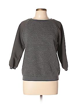 Market and Spruce Sweatshirt Size M