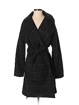 All Saints Wool Coat Size 8