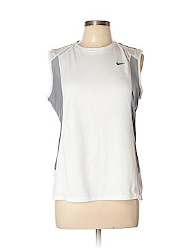 Nike Sleeveless T-Shirt Size L