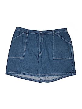 Cherokee Denim Shorts Size 26 (Plus)