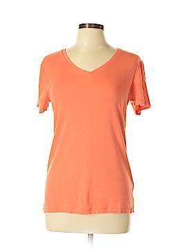 Nicole Miller Short Sleeve T-Shirt Size L