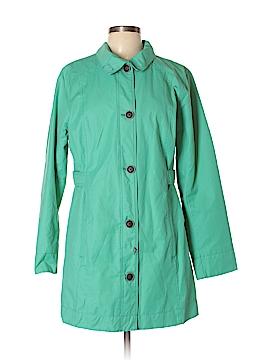 Eddie Bauer Trenchcoat Size L
