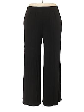 Sejour Casual Pants Size 1X (Plus)