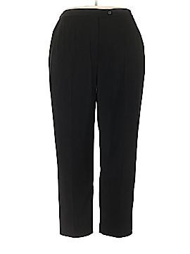 Harve Benard by Benard Haltzman Casual Pants Size 20 (Plus)