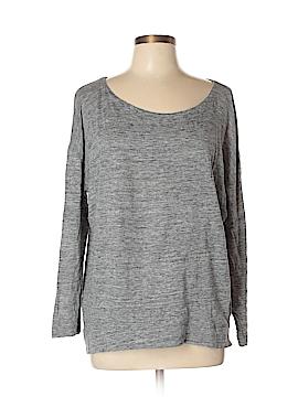 Eileen Fisher Long Sleeve T-Shirt Size L