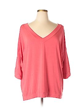 Half Moon by Modern Movement 3/4 Sleeve T-Shirt Size XL