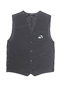 George Tuxedo Vest Size 10