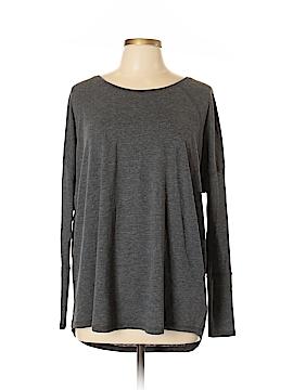 ALTERNATIVE Long Sleeve T-Shirt Size Med - Lg