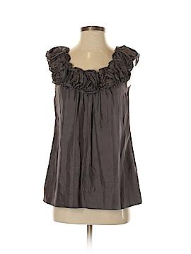 Yoana Baraschi Sleeveless Silk Top Size XS