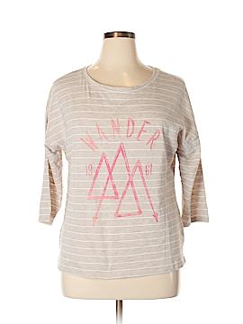 SONOMA life + style 3/4 Sleeve T-Shirt Size XL