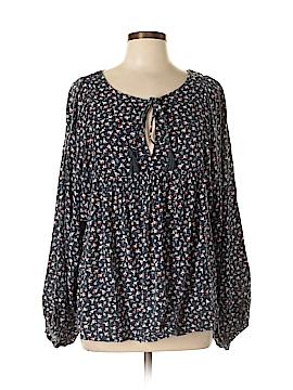 Denim & Supply Ralph Lauren Long Sleeve Top Size M