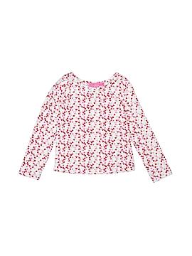 Betsey Johnson Long Sleeve T-Shirt Size 5