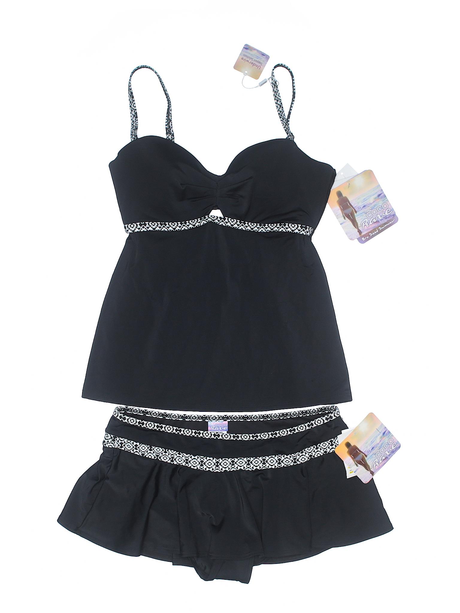 Boutique Piece Two Swimsuit Rave Coco rC7Pwqr