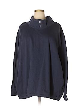 Metropolitan Pullover Sweater Size 4X (Plus)