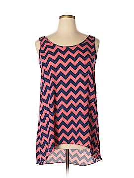 Pink Republic Sleeveless Blouse Size XL
