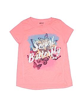 DKNY Short Sleeve T-Shirt Size L (Youth)