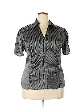Cato Short Sleeve Blouse Size 20 (Plus)