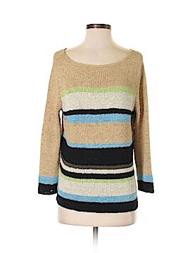 Valerie Stevens Seperates Silk Pullover Sweater Size M