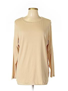 DressBarn Long Sleeve T-Shirt Size XL