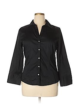 Banana Republic Factory Store Long Sleeve Button-Down Shirt Size XL