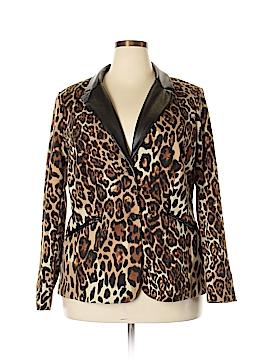 G by Giuliana Rancic Blazer Size 1X (Plus)