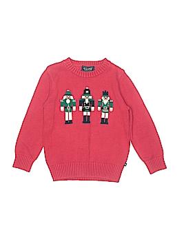 E-Land American Pullover Sweater Size 4