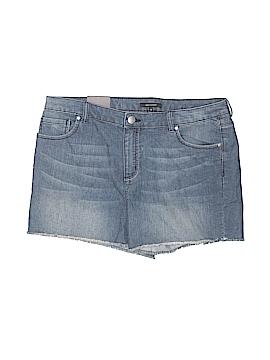 Daisy Fuentes Denim Shorts Size 14