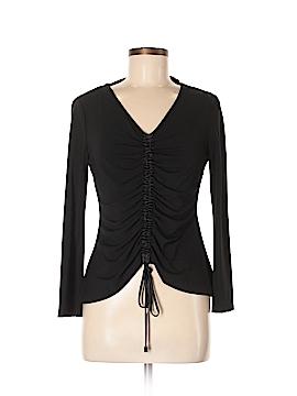 Donna Ricco Long Sleeve Blouse Size 6