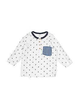 H&M 3/4 Sleeve T-Shirt Size 4-6 mo