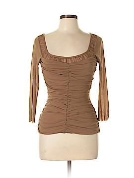 Weston Wear 3/4 Sleeve Top Size L