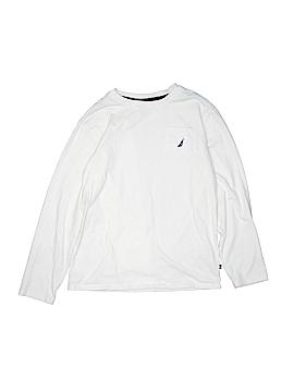 Nautica Long Sleeve T-Shirt Size 14 - 16