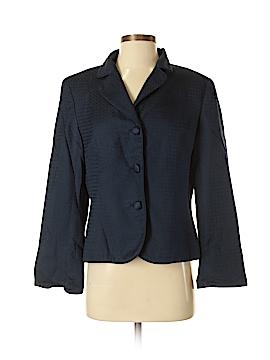 Amanda Smith Silk Blazer Size 12